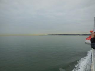 a Vue sur la côte