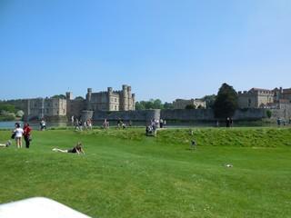 Château de Leeds 0 vue d'ensemble
