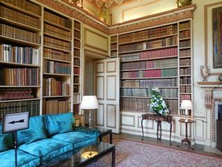 Château de Leeds  bibliothèque