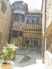 Château de Leeds cour intérieure 2