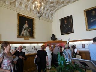 Château de Leeds intérieur