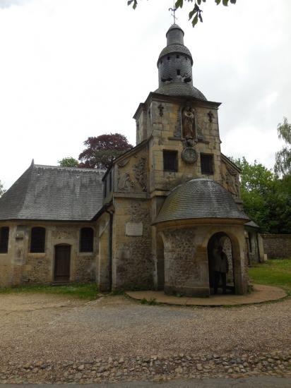 Honfleur la chapelle 2