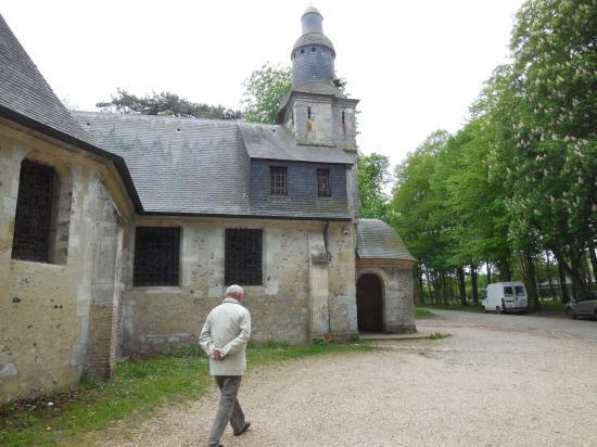 Honfleur la chapelle