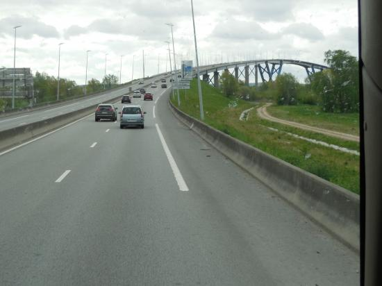 Le pont de Normandie 1