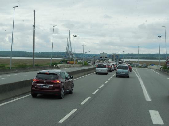 Le pont de Normandie 2