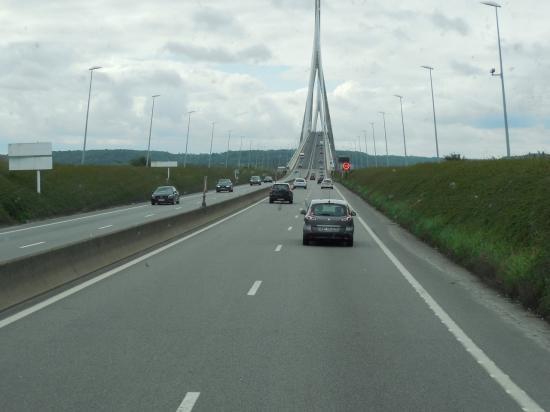 Le pont de Normandie 3