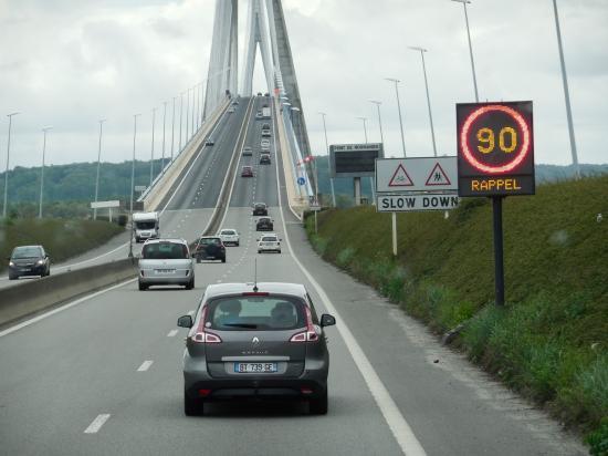Le pont de Normandie 4