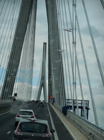Le pont de Normandie 5