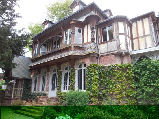 Maison Arsène Lupin...