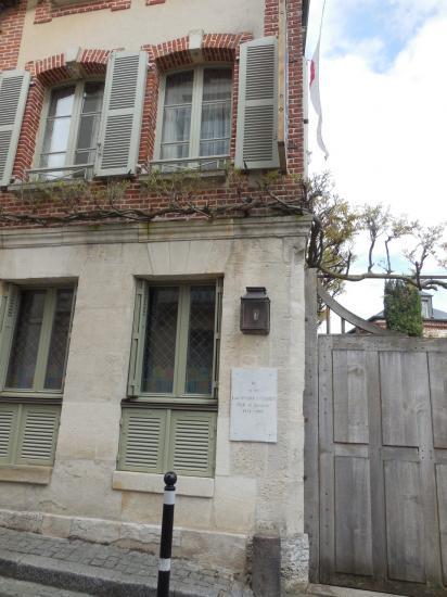 maison Lucie Delarue Mardrus
