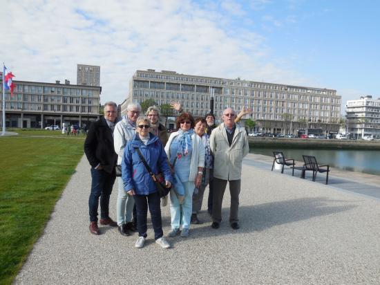 Promenade au Havre